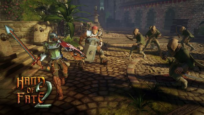 Hand of Fate 2 - Screenshots - Bild 7
