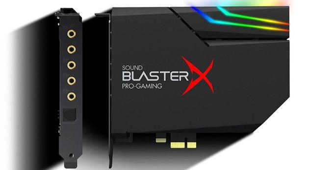 Sound BlasterX AE-5 - Test
