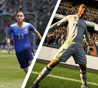 Top 10: Die besten FIFA-Spiele - Special