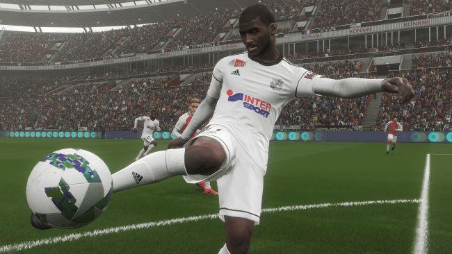 Pro Evolution Soccer 2018 - Screenshots - Bild 1