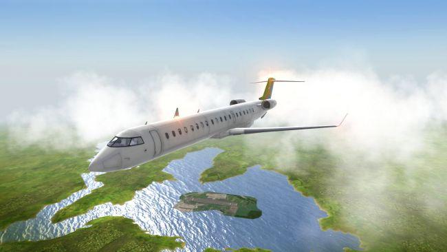 Take Off: The Flight Simulator - Screenshots - Bild 1