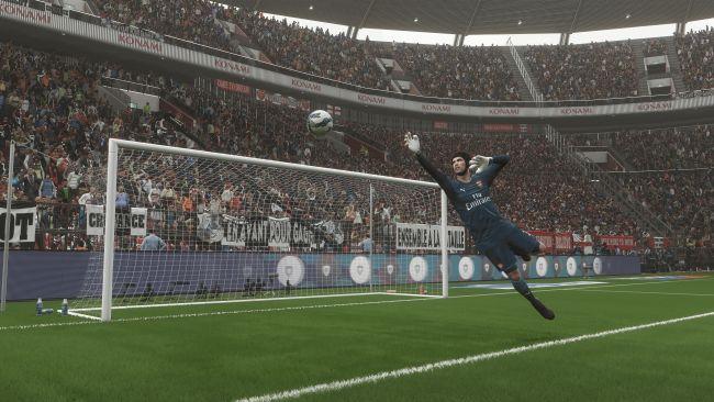 Pro Evolution Soccer 2018 - Screenshots - Bild 9