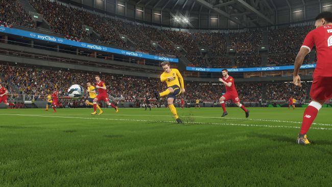 Pro Evolution Soccer 2018 - Screenshots - Bild 2