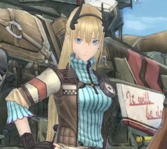 Valkyria Chronicles 4 - Test