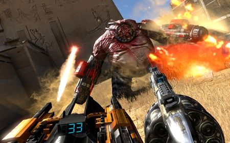 Serious Sam 3: BFE VR - Screenshots - Bild 1