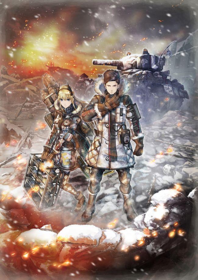 Valkyria Chronicles 4 - Artworks - Bild 5