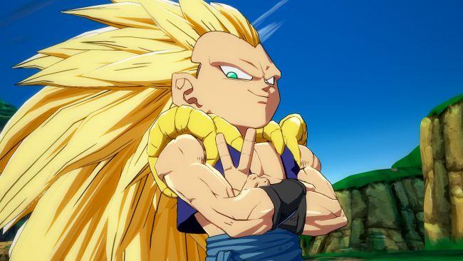 Dragon Ball: FighterZ - Screenshots - Bild 1