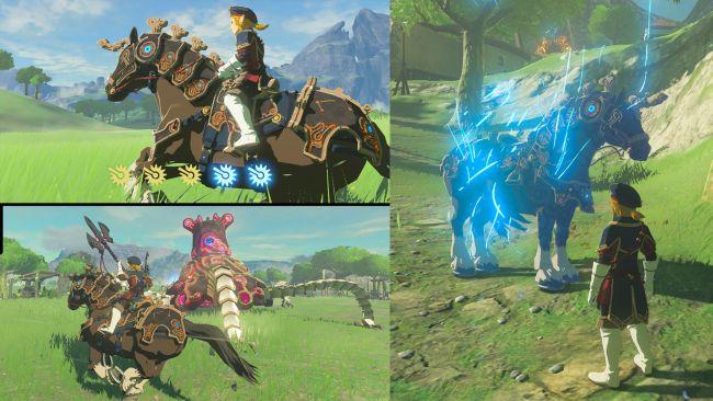 The Legend of Zelda: Breath of the Wild - Screenshots - Bild 17