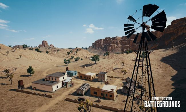PlayerUnknown's Battlegrounds - Screenshots - Bild 1