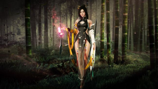 Black Desert Online - Screenshots - Bild 1
