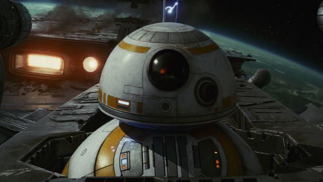 Star Wars Episode VIII: Die letzten Jedi - Screenshots - Bild 1