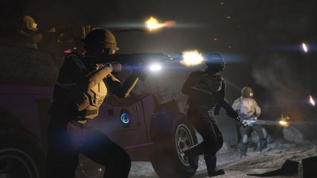 GTA 5: Doomsday Heist - Screenshots - Bild 1