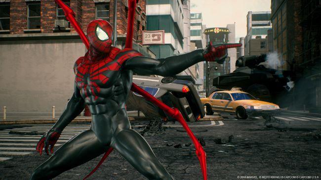 Marvel vs. Capcom Infinite - Screenshots - Bild 12