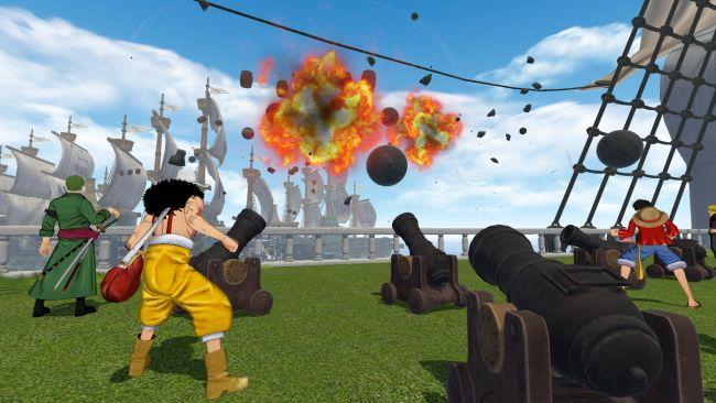 One Piece: Grand Cruise - Screenshots - Bild 8