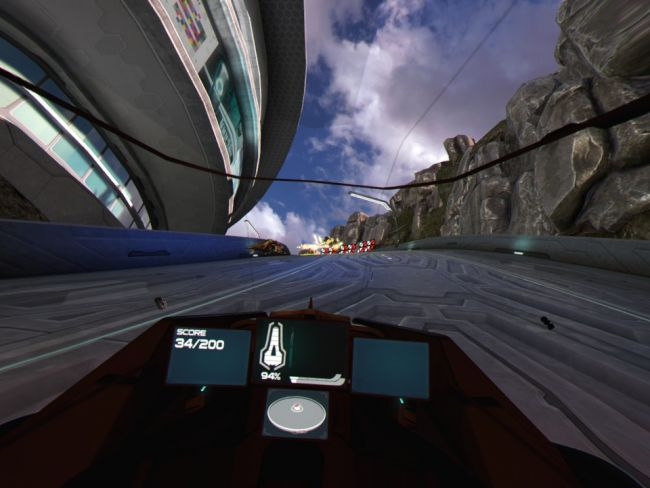 WipEout: Omega Collection - Screenshots - Bild 45