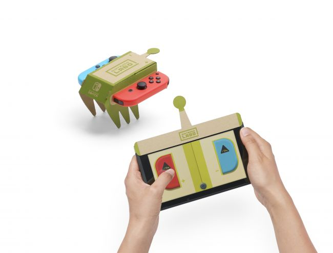 Nintendo Labo - Screenshots - Bild 12