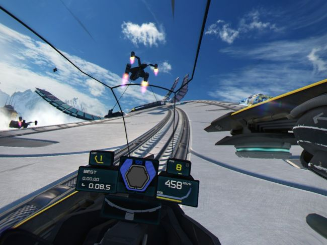 WipEout: Omega Collection - Screenshots - Bild 46