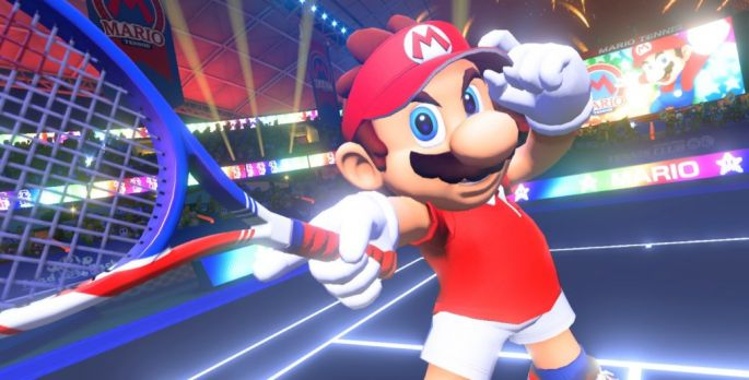 Mario Tennis Aces - Test