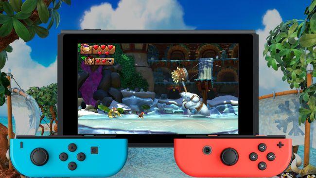 Donkey Kong Country: Tropical Freeze - Screenshots - Bild 15