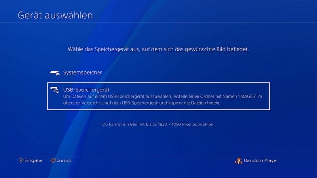 PlayStation 4 - Screenshots - Bild 1