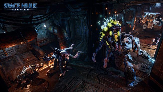 Space Hulk: Tactics - Screenshots - Bild 3
