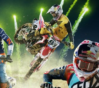 Monster Energy Supercross - Test