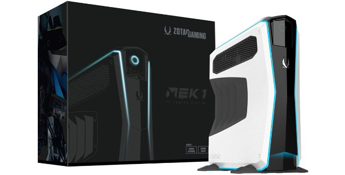 Zotac MEK1 Gaming PC - Test