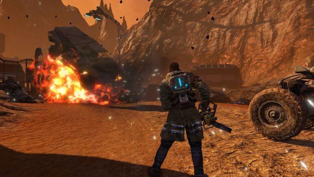 Red Faction: Guerrilla - Screenshots - Bild 1
