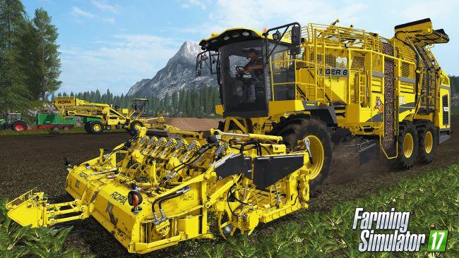 Landwirtschafts-Simulator 17 - Screenshots - Bild 1