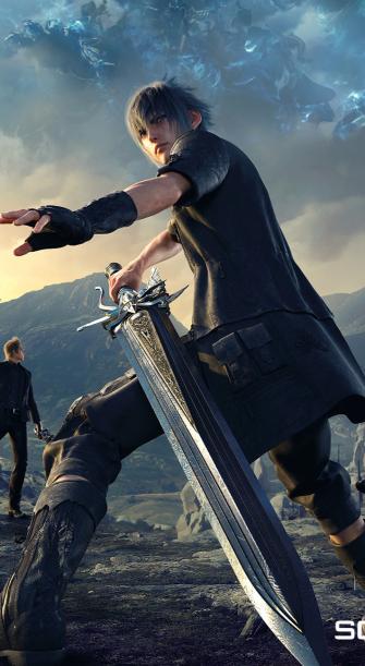 Final Fantasy XV Windows Edition - Test