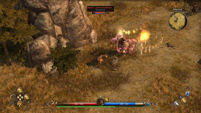 Titan Quest - Screenshots - Bild 1