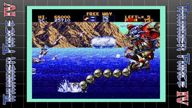 SEGA Ages - Screenshots - Bild 2