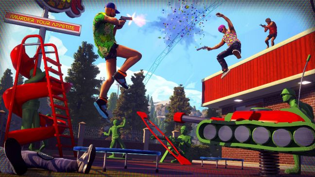 Radical Heights - Screenshots - Bild 1