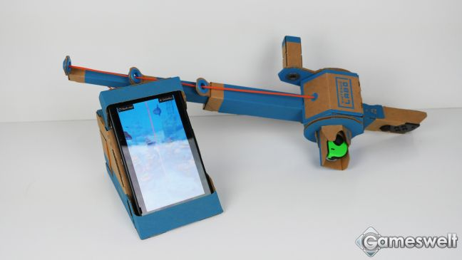 Nintendo Labo - Screenshots - Bild 1