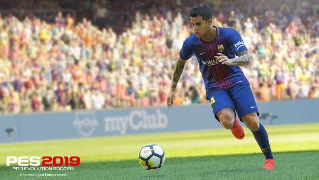 Pro Evolution Soccer 2019 - Screenshots - Bild 2