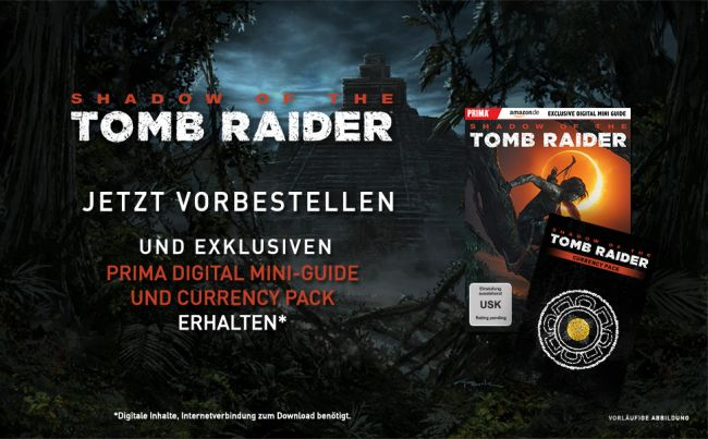 Shadow of the Tomb Raider - Screenshots - Bild 1