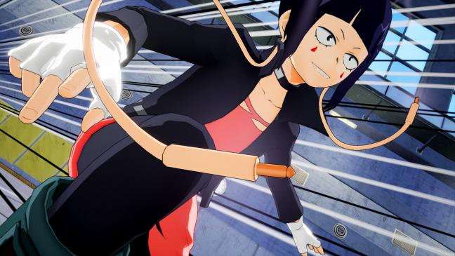 My Hero One's Justice - Screenshots - Bild 2