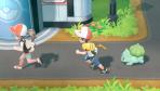 Pokémon: Let's Go, Pikachu! / Evoli! - Screenshots