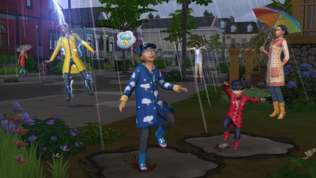 Die Sims 4: Jahreszeiten - Screenshots - Bild 1