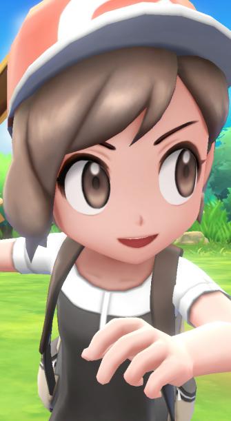 Pokémon Let's Go Pikachu / Evoli - Test