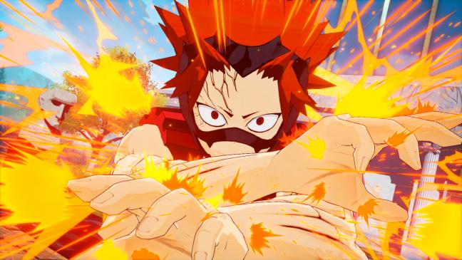 My Hero One's Justice - Screenshots - Bild 1