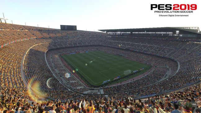 Pro Evolution Soccer 2019 - Screenshots - Bild 4