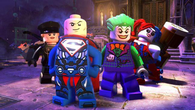 LEGO DC Super-Villains - Screenshots - Bild 4