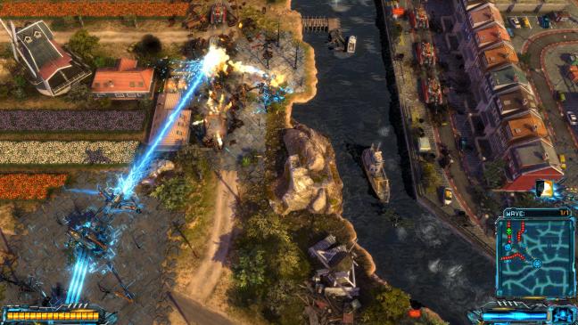 X-Morph: Defense - Screenshots - Bild 1