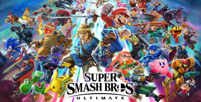 Super Smash Bros. Ultimate - Test