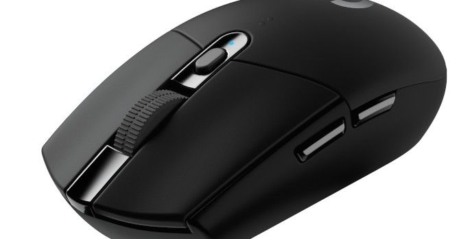Logitech G305 Lightspeed Wireless Gaming Mouse - Test