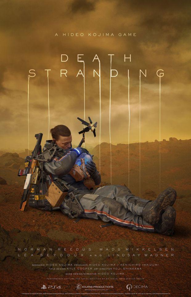 Death Stranding - Screenshots - Bild 1