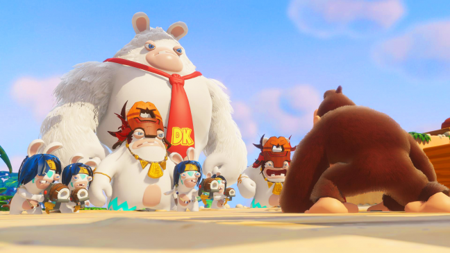 Mario + Rabbids: Kingdom Battle - Screenshots - Bild 1