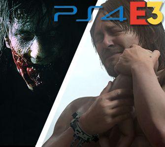 Top 10: Die besten PS4-Spiele der E3 - Special