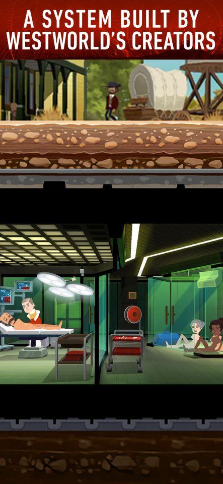 Westworld - Screenshots - Bild 1